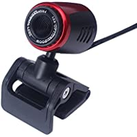 DATON 4.7cmX3cm USB 2.0 HD Webcam Camera Web Cam Clips With Mic For Computer PC Laptop Desktop