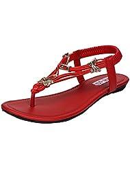 Do Bhai Women's Synthetic Sandals - B013JZ36OO