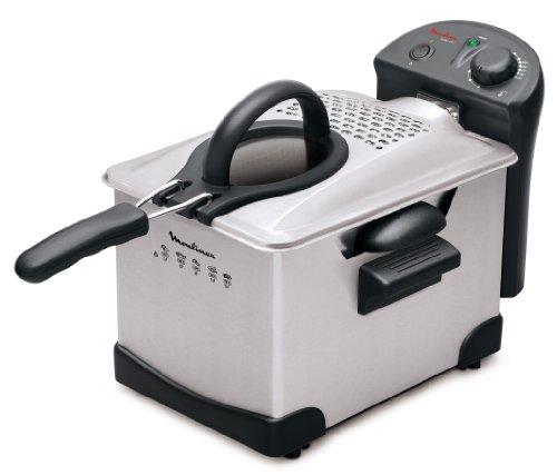 Moulinex Easy Pro - Freidora, capacidad de 3 litros, 1500 W
