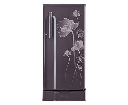 LG GL-D205KGHN Direct-cool Single-door Refrigerator (190 Ltrs, 5 Star Rating, Graphite Heart)