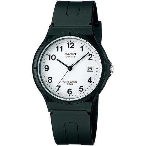 カシオ(CASIO) スタンダード(STANDARD) 腕時計 ホワイト メンズ MW-59-7BJF