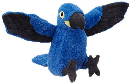 Repubblica selvaggio 10865 - Peluche pappagallo Ara, 20 centimetri