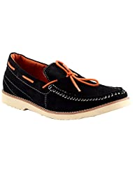 Willywinkies Men's Leather Casual Shoes
