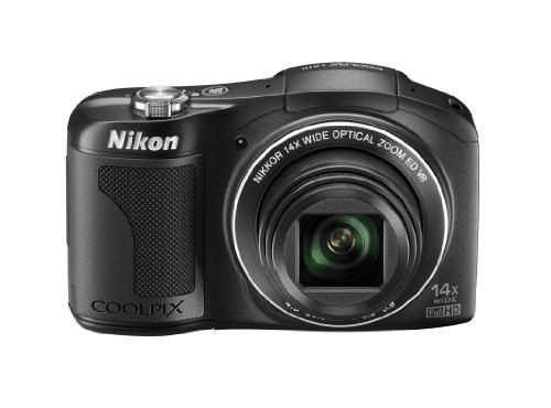 Nikon デジタルカメラ COOLPIX (クールピクス) L610 ブラック