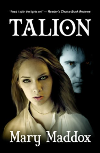 Happy Halloween! Here's Your Kindle Daily Deals For Oct. 31  Featuring Mary Maddox's Award-Winning Horror Novel Talion