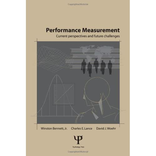Performance Measurement: Current Perspectives And Future Challenges Bennett, Win