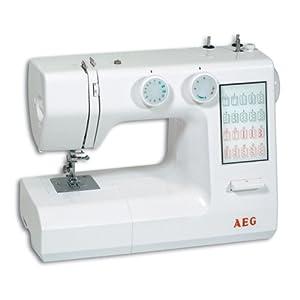 Nähen was das Zeug hält: Mit der AEG NM 824 Nähmaschine für 80 € inkl. VSK!