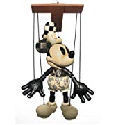Jim Shore Steamboat Willie Marionette