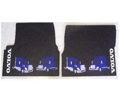 Volvo Truck Interior Rubber Floor Mats 85111522