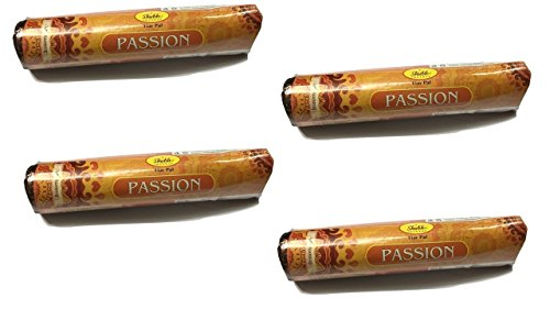 Shubh99 Incense Stick PASSION 16CM Pack Of 4