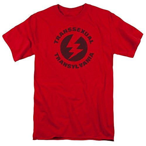 Rocky Horror Picture Show - Men's T-shirt Transexual Transylvania