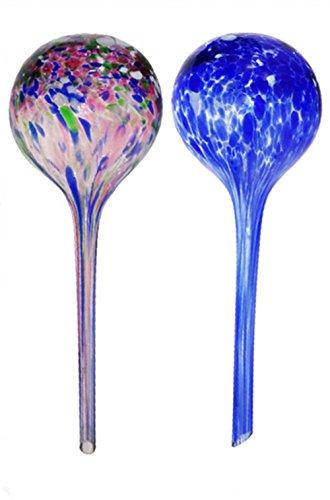 2pcs Glass Ball Automatic Watering Globes