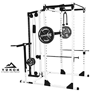 Best Power Racks: Yukon Power Rack Long Base PRK-200