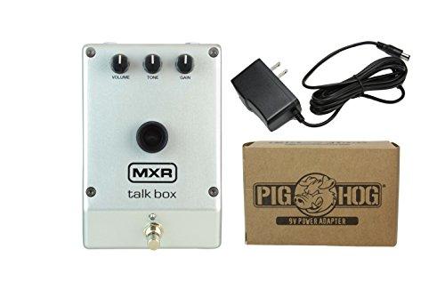 MXR Talk Box Power Bundle w/ 1 free Items: Item: