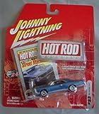 Johnny Lightning Hot Rod Magazine 1966 Pontiac GTO BLUE #23
