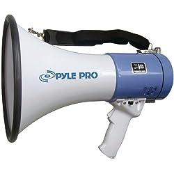 Megaphone Professional Piezo Dynamic W/ 1 Mile Range Consumer Electronics