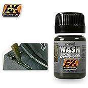 AK Interactive AK-070 Wash For Panzer Grey By AK Interactive