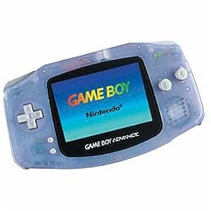 Amazon.com: Game Boy Advance Console in Glacier: Game Boy