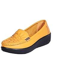 Funku Fashion Tan Casual Shoes