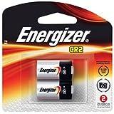 Energizer CR2 Lithium Camera Battery 2 Pack - EL1CR2BP2