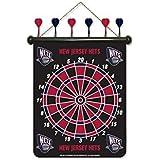 Rico NBA New Jersey Nets Magnetic Dart Board Set