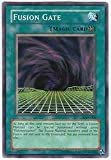 Yu-Gi-Oh! - Fusion Gate (LON-098) - Labyrinth of Nightmare - Unlimited Edition - Common