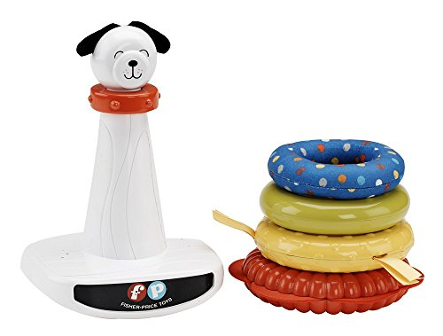 Fisher Price Roly Poly Rock A Stack, Multi Color