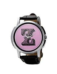 PosterGuy Alphabet Z Typography Men's Wrist Watches