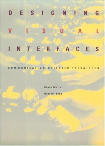 Descargas gratuitas de audiolibros para ipod touch Designing Visual Interfaces: Communication Oriented Techniques  en español de Kevin Mullet, Darrell Sano