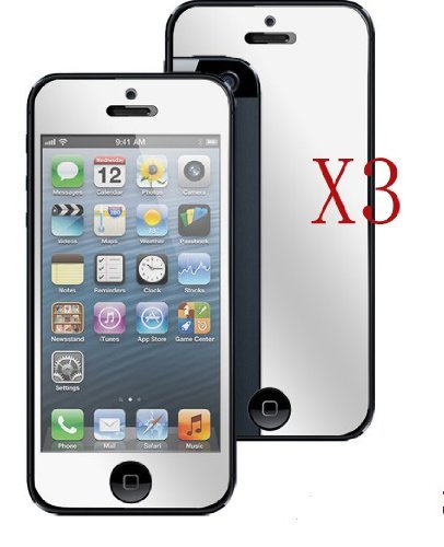screen mirroring iphone 5 iphone iphone 5 mirror screen protector 16066