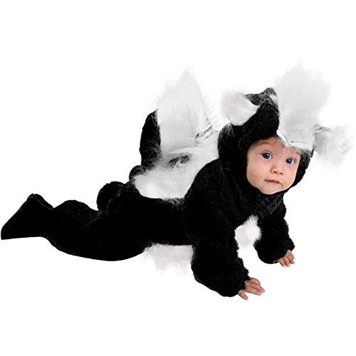 Infant Baby Skunk Halloween Costume (6-18 Months)