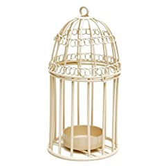 Bird Cage Lantern Candle Holder