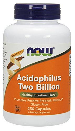 Acidophilus Two Billion 250 Capsules