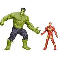 Marvel Avengers Age Of Ultron Savage Hulk Vs. Ultron Hunter Iron Man, Movie Inspired Designs