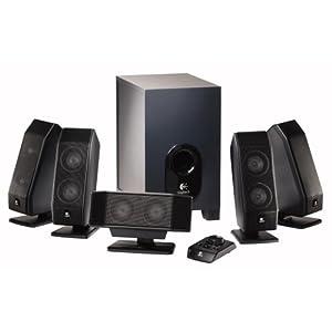 """Damit macht es """"rumms""""! 5.1 PC Lautsprechersystem von Logitech für 63 €"""