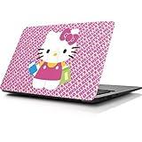 Pink Fashion - Hello Kitty School Girl - Apple MacBook Air 11 (2010-2013) - Skinit Skin
