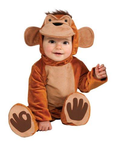 Funky Monkey Romper Costume