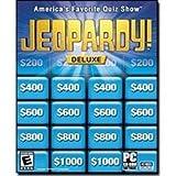 Gametek 45492 Jeopardy Deluxe - America in.s Favorite Quiz Show