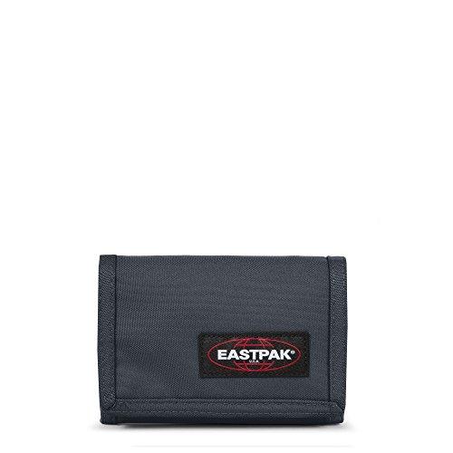 Eastpak Porte Monnaie Crew, 13 cm, 1 L, Bleu (Midnight Bleu)