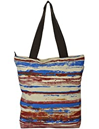 Pick Pocket Women's Tote Bag (Multi-Coloured, Toin313)