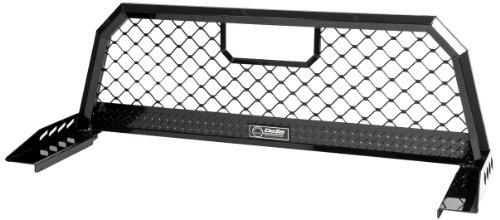 Dee Zee DZ95050B Aluminum Mesh Cab Rack