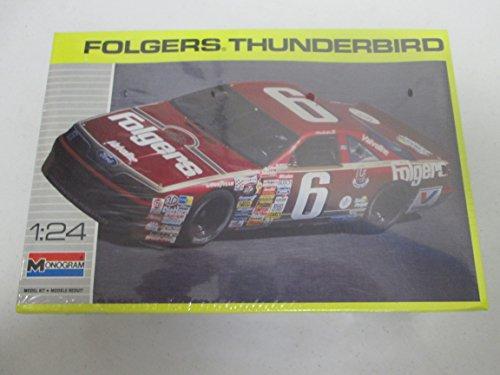 Monogram Folgers Thunderbird 6 Model Kit 1:24
