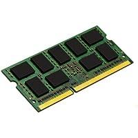 Kingston Technology ValueRAM 8GB 1600MHz DDR3L PC3-12800 ECC CL11 1.35V SODIMM Notebook Memory KVR16LSE11 8