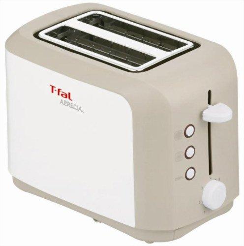 T-fal ポップアップトースター アプレシア カフェオレ TT356970