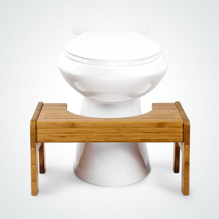poop good with the squatty potty