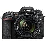 Nikon D7500 With AF-S VR NIKKOR 18-105mm VR Lens Kit Includes 16 GB (Class 10) SD Card & Carry Case