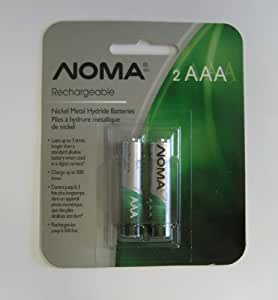 Amazon.com: NOMA (Rayovac) High Performance AAA 2-pack
