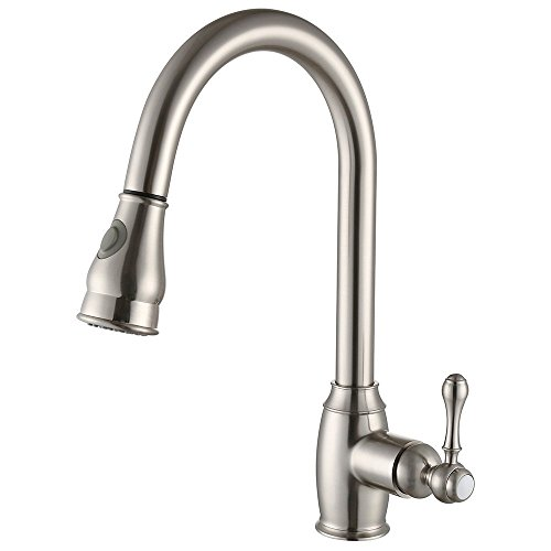 commercial kitchen sink faucet kitchen faucet pull touch on kitchen sink 16782
