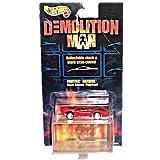 Hot Wheels - Demolition Man (Sci-Fi Action Film/Sylvester Stallone/Wesley Snipes) - Pontiac Banshee