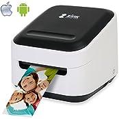 ZINK HAppy Smart App Printer Featuring Zink Zero Ink Technology